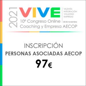 Personas asociadas VIVE Congreso AECOP 2021