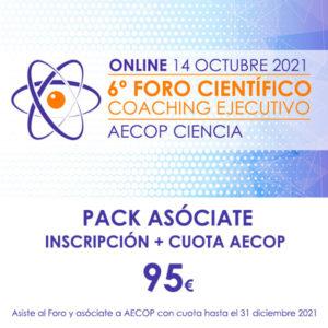 Foro Científico Coaching Ejecutivo 2021