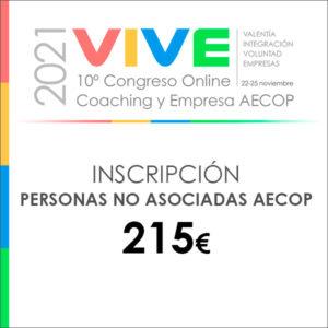 Inscripción Congreso Online AECOP