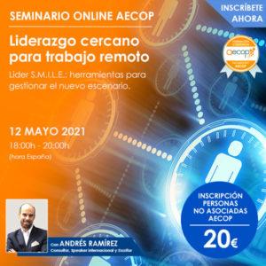 seminario liderazgo cercano web