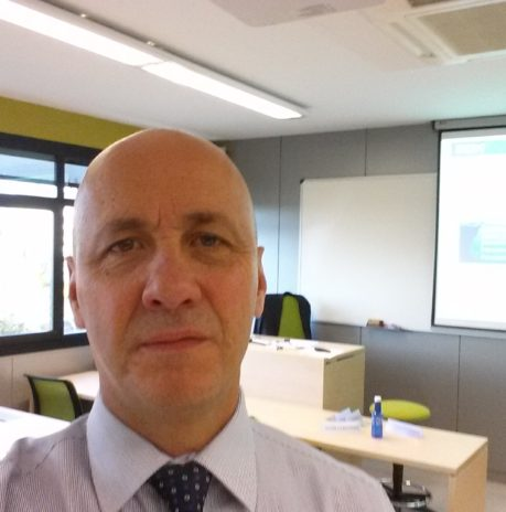 Carlos Salas Aizpuru - coach ejecutivo en Madrid