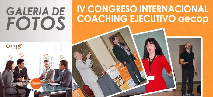 Fotos del IV Congreso Internacional AECOP
