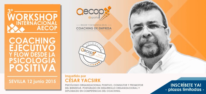 Próximo Workshop Internacional AECOP