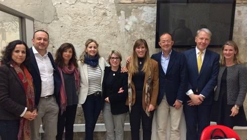 Noelia Bermúdez, nueva presidenta de AECOP Aragón