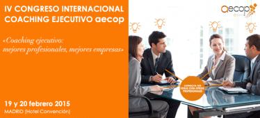 iv congreso coaching ejecutivo aecop
