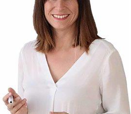 Livia Álvarez Almazán coach ejecutivo