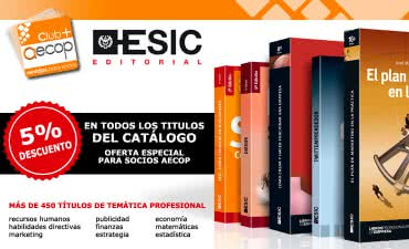 oferta esic editorial club+ aecop