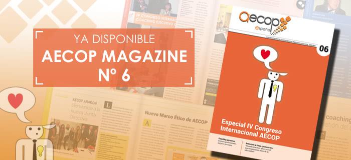 Aecop Magazine Nº6