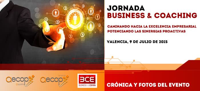 Celebrada en Valencia la jornada BUSINESS & COACHING