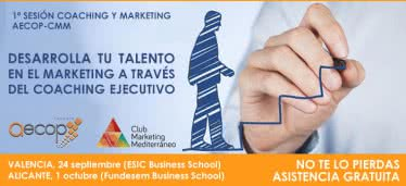 sesion coaching y marketing aecop