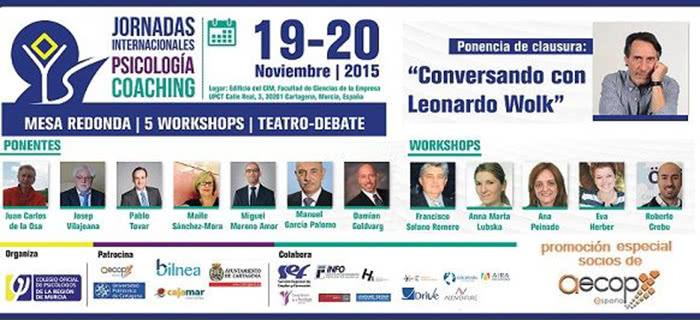 I Jornadas Internacionales de Psicología y Coaching