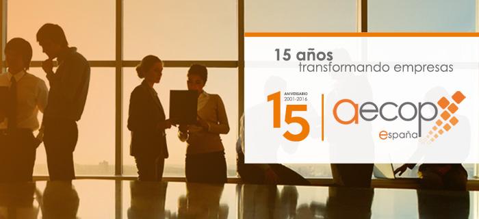15º Aniversario AECOP