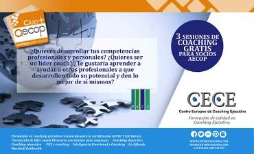 Promoción socios AECOP CECE