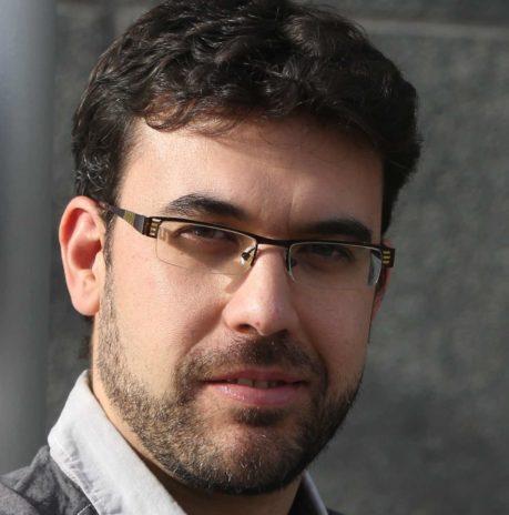 Alcázar Rodríguez, Israel - coach ejecutivo en Getafe
