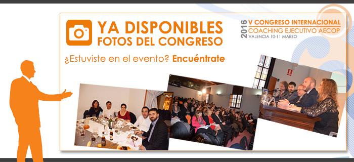 Fotos V Congreso AECOP