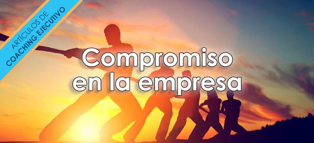 Compromiso en la empresa