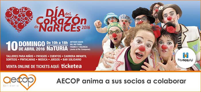 PayaSOSpital celebra en Valencia su gran fiesta anual