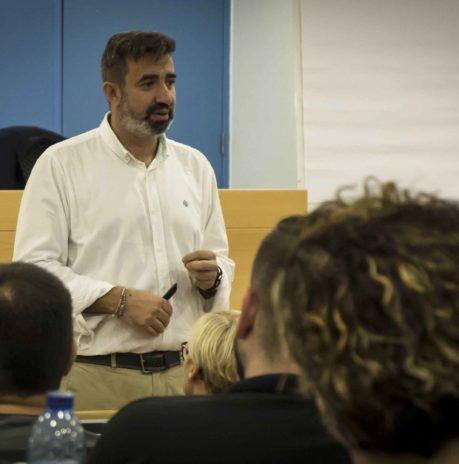Pedro Villa Fuentes - coach ejecutivo en Murcia