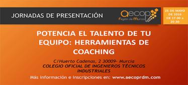 presentación AECOP Murcia