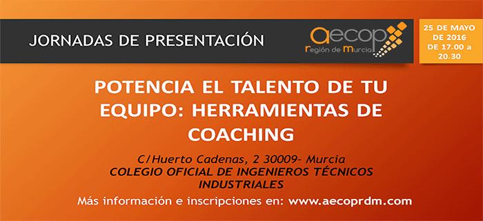 Presentación de la Delegación Territorial de AECOP Región de Murcia