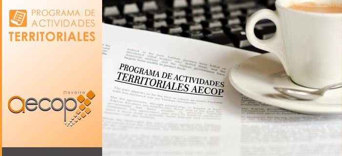 Actividad AECOP Navarra