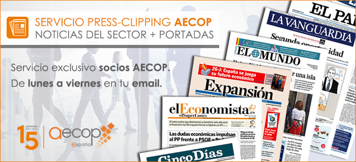 Nuevo servicio exclusivo para asociados. Press-Clipping