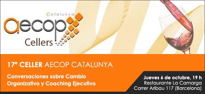 17º Celler del Coaching – AECOP Catalunya
