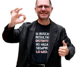 Antonio Quiros Delgado coach ejecutivo