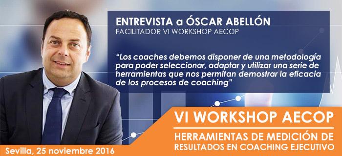 Entrevista a Óscar Abellón