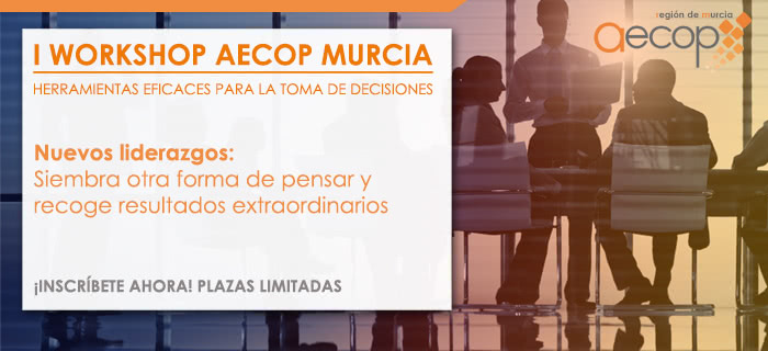 I Workshop AECOP Murcia