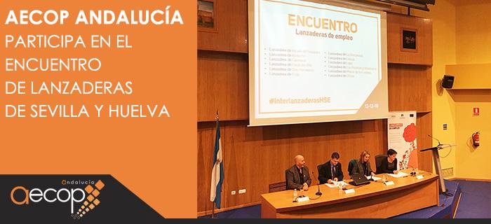 AECOP Andalucía en el Encuentro de Lanzaderas de Empleo
