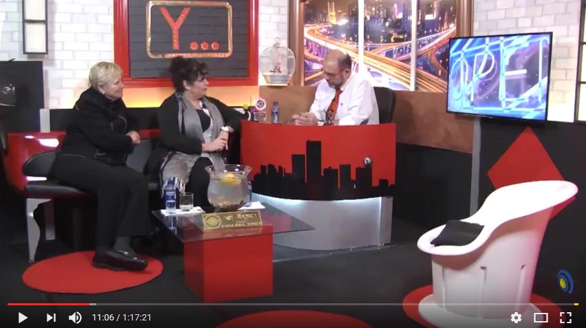Entrevista a Pilar Colilla y Marta Williams en EsAsturias TV