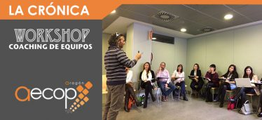 Workshop Team Building AECOP Aragón