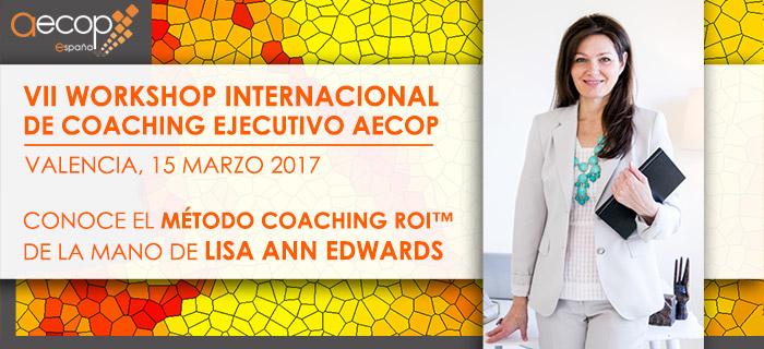 VII Workshop AECOP con Lisa Ann Edwards