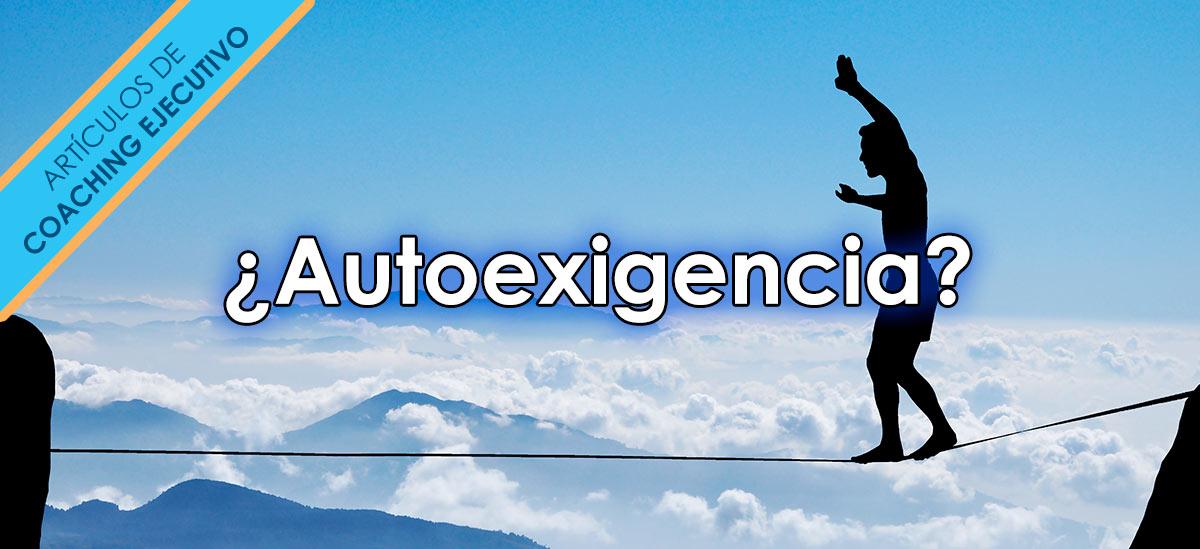 autoexigencia