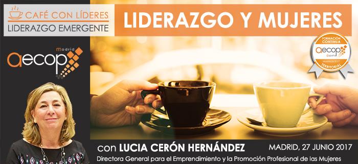 """Celebrada la jornada """"Liderazgo y Mujeres"""" organizada por AECOP Madrid"""