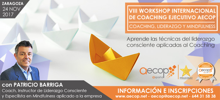 VIII Workshop Coaching Ejecutivo AECOP