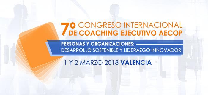 Abiertas las inscripciones del 7º Congreso de Coaching Ejecutivo AECOP