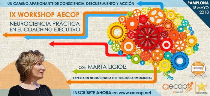 Inscripciones abiertas para IX Workshop de Coaching Ejecutivo AECOP