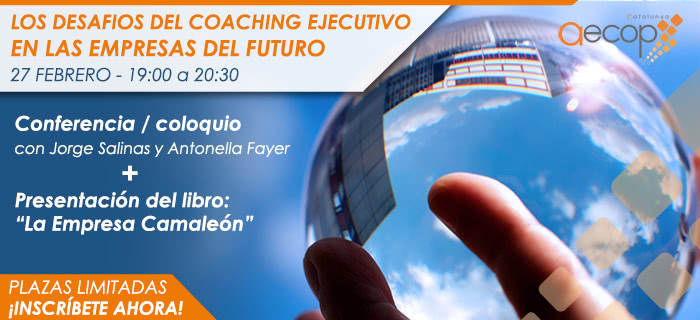 Próximo evento organizado por AECOP Catalunya