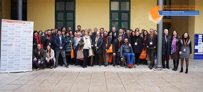 Celebrado el 7º Congreso Internacional de Coaching Ejecutivo AECOP