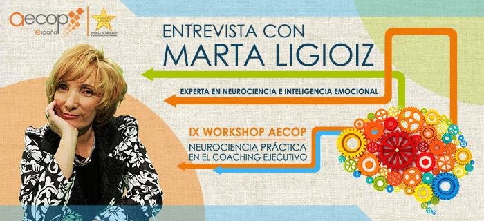Entrevista con Marta Ligioiz, facilitadora del IX Workshop AECOP