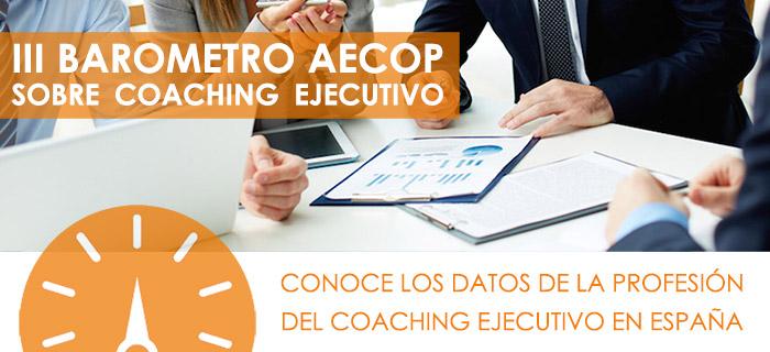 Resultados III Barómetro Coaching Ejecutivo AECOP