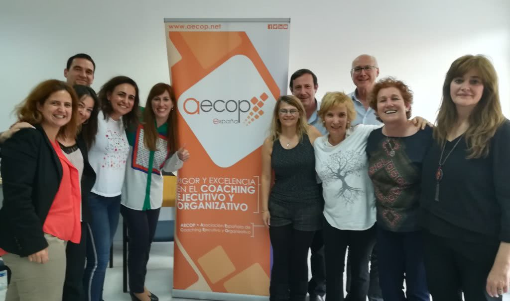 Celebrado IX Workshop de Coaching Ejecutivo AECOP