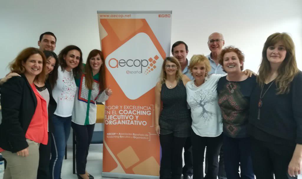 Celebrado IX Workshop de Coaching Ejecutivo AECOP