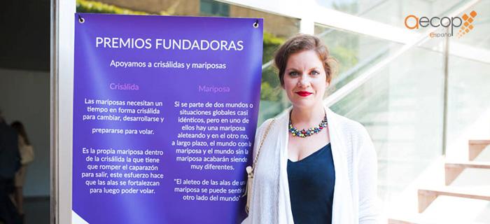 AECOP colabora en la entrega de Premios Fundadoras
