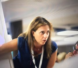 Cristina Sendino Villareal coach ejecutivo