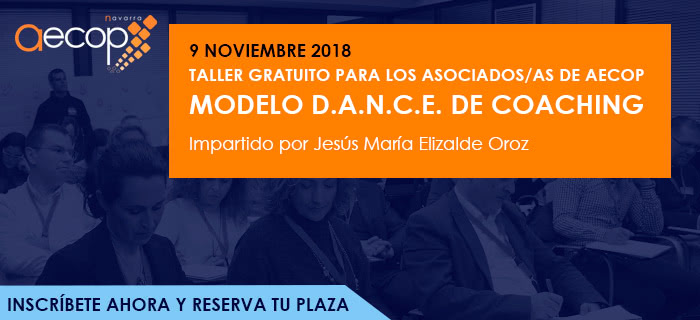 Taller Modelo DANCE Coaching