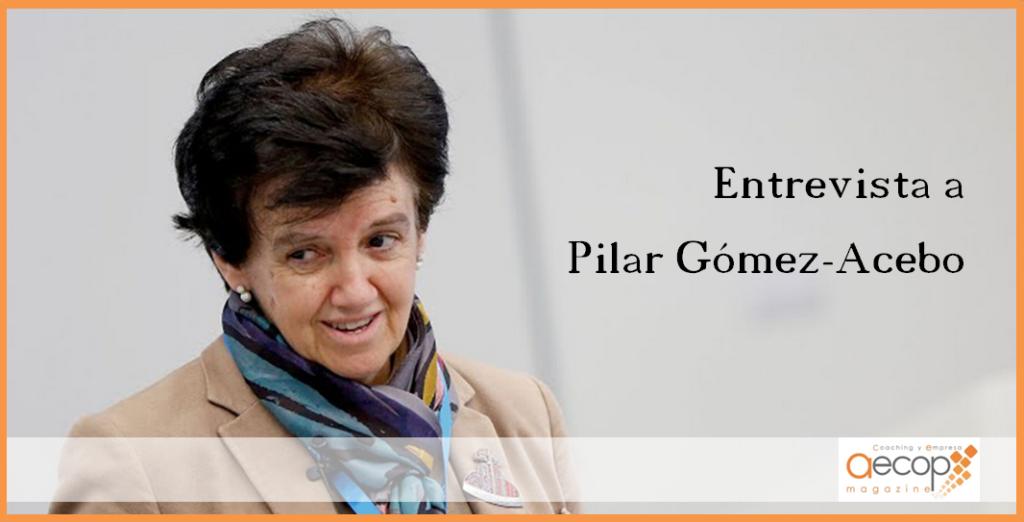Pilar Gómez-Acebo - Coach Ejecutiva
