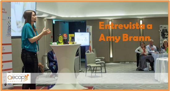 Entrevista a Amy Brann